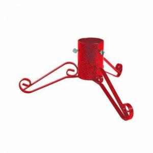 Support Pied Arbre De Noël Stand 10,2 cm Bosmere G450 Paillettes Rouge de la marque Bosmere Products Ltd image 0 produit