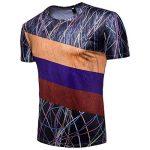 T-Shirt Coupe du Monde 2018,Été Grande Taille T-Shirt Homme Football 3D Imprimer 2018 Été World Cup Chemise Manches Courtes Sport ELECTRI de la marque T-shirt hommes la coupe du monde ELECTRI image 1 produit