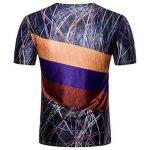 T-Shirt Coupe du Monde 2018,Été Grande Taille T-Shirt Homme Football 3D Imprimer 2018 Été World Cup Chemise Manches Courtes Sport ELECTRI de la marque T-shirt hommes la coupe du monde ELECTRI image 2 produit