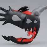 Takaratomy pokemon Monster Collection Figure HP_02 Yveltal de la marque Takara Tomy image 2 produit