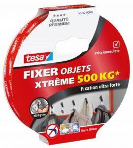 Tesa 55792-00007-00 Fixer Objets Xtreme 500 kg 5 m x 19 mm de la marque Tesa image 0 produit