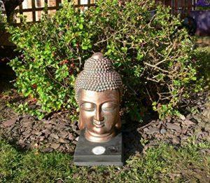 tête bouddha jardin TOP 9 image 0 produit