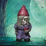 """thumbs Up! - Nain de jardin """"Mini Zombis"""" - décoration de jardins effrayantes - 3 mini zombie nains - résistant - hauteur: 10 cm - multicolore - 0001408 de la marque Thumbs Up image 2 produit"""