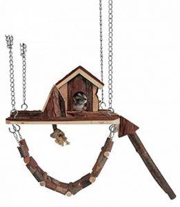 Trixie Natural Living aire de jeu Janne, 26 × 22 cm pour souris/hamsters de la marque Trixie image 0 produit