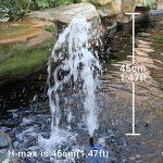 TSSS 18W 900L/H POMPE submersible Pompe de fontaine Pompe à eau pour jardin Drain Aquarium Fontaine de jardin bassin Fontaine Pompe à eau de la marque TSSS image 2 produit