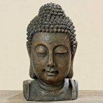 tête bouddha jardin TOP 13 image 1 produit