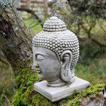 tête bouddha pierre pour jardin TOP 10 image 1 produit