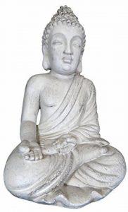 tête bouddha pierre pour jardin TOP 2 image 0 produit