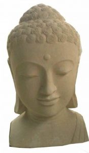 tête bouddha pierre pour jardin TOP 3 image 0 produit