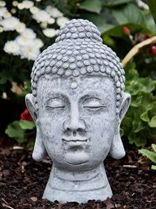 tête bouddha pierre pour jardin TOP 6 image 0 produit