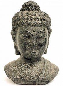 tête bouddha pierre pour jardin TOP 9 image 0 produit