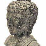tête bouddha pierre pour jardin TOP 9 image 1 produit
