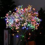 Tuokay 22M 200 LED Guirlande de Lumières 8 Modes de Lumières Imperméables de Cuivre de Fil pour la Décoration de Vacances, Mariages, Noël, Extérieur et Intérieur (Multicolore) de la marque Tuokay image 3 produit