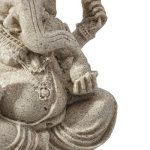 ULTNICE 1 Pcs éléphant Statue Sculpture grès Ganesha Bouddha fait main Figurine de la marque ULTNICE image 4 produit