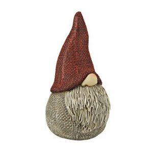 Unbekannt Sonstige Nain de jardin nain de nez avec nez, lumineux multicolore 16,5x 8x 8.50cm, 1122ml, 36825 de la marque Unbekannt image 0 produit