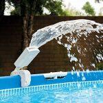 VidaXL Intex LED eau Fontaine Fontaine cascade d'eau piscine lumière multicolore PP 28089 de la marque vidaXL image 1 produit