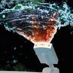 VidaXL Intex LED eau Fontaine Fontaine cascade d'eau piscine lumière multicolore PP 28089 de la marque vidaXL image 2 produit