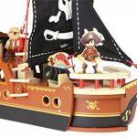 Vilac 6600 - Ô Mon Bateau Pirate! de la marque Vilac image 1 produit
