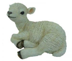 Vivid Arts agneau assis Réaliste (Taille D - Moyenne) de la marque Vivid Arts image 0 produit