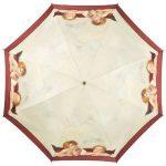 VON LILIENFELD Parapluie Automatique Femme Homme Mode design motif-d'art Raphaël : Anges de la marque von Lilienfeld image 1 produit