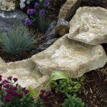 Wasserkaskaden Cascade Eder Ruissellement sur 3étages de 53 x 40 x 8 cm chacun, beige/brun, 3pièces de la marque wasserkaskaden image 4 produit