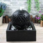 Wehmann Lotus Fontaine solaire pour jardin et terrasse de jour et de nuit de la marque Wehmann image 1 produit