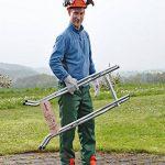Wolfcraft 5119000 SB 60 Chevalet de tronçonnage de bûches de la marque Wolfcraft image 3 produit