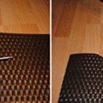workingHOUSE Bandes pare-vue en rotin, Brise-vue pour panneaux grillagés doubles Clôture, 19x 250cm Bois de la marque workingHOUSE image 3 produit