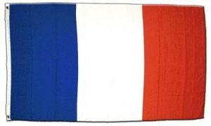 XXL Drapeau France 150x 250cm de la marque Flaggenfritze image 0 produit