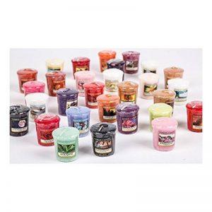 Yankee Candle Diffuseur de Parfum - 18 x/bougies Votives de la marque Yankee Candle image 0 produit