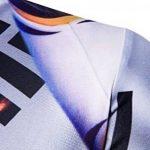 YuanDian 2018 Football Coupe du Monde Fans T-Shirt Homme Femme Ventilateurs 3D Impression De Drapeau National Manche Courte France Foot Ete Tee Shirts Chemise de la marque YuanDian image 3 produit
