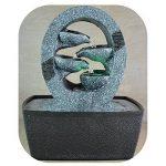 Zen'Light Cascade Fontaine d'Intérieur Charbon et noir 20 x 15 x 26 cm de la marque Zen Light image 1 produit