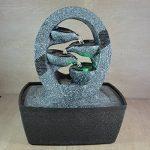 Zen'Light Cascade Fontaine d'Intérieur Charbon et noir 20 x 15 x 26 cm de la marque Zen Light image 3 produit