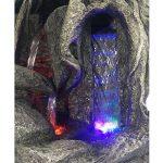 Zen Light SCFR156 Fantasy Fontaine Nature Marron Pierre/Bois 27 x 19 x 36 cm de la marque Zen Light image 2 produit