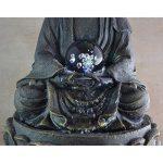 Zen Light SCFRB8G Bouddha Médiation Grand Fontaine d'Intérieur Marron Foncé/Chocolat 21 x 21 x 30 cm de la marque Zen Light image 2 produit