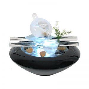 Zen'Light SCFV01 Tea Time Fontaine d'Intérieur Noir 25 x 25 x 20 cm de la marque Zen Light image 0 produit