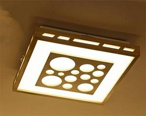ZHANGRONG-Plafonniers enfants-- bois de sculpture minimaliste Creative lumières modernes de salon conduit lampes de style japonais chambre en bois plafond --Efficiency:A+++ de la marque Plafonnier image 0 produit