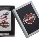 Zippo Briquet coupe-vent Motif aigle de la marque Zippo image 4 produit
